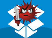 Un malware esconde su servidor de control en Dropbox