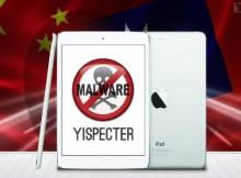 Nuevo malware YiSpecter ataca dispositivos iOS en China y Taiwan
