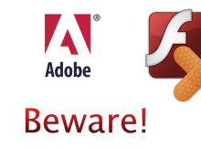 Advierten sobre uso de Flash Player para distribuir malware