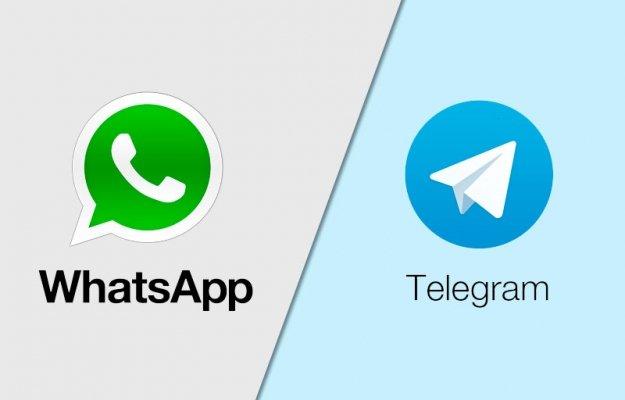 WhatsApp está bloqueando todos los enlaces a Telegram en su aplicación para Android