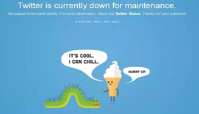 Twitter está caído y no funciona en estos momentos