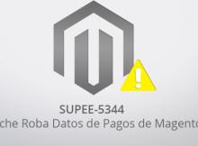 Parche SUPEE-5344 Falso Roba Datos de Pago