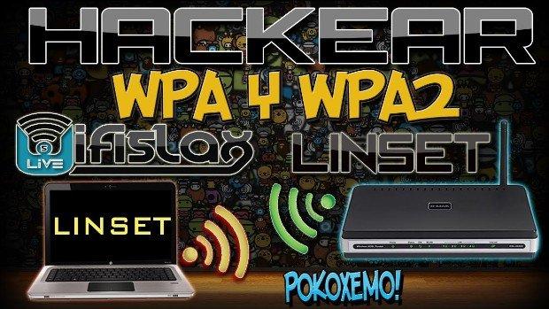 Como Hackear Wifi WPA2 Con WPS Desactivado Con Linset