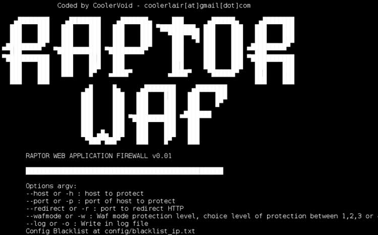 raptor-waf