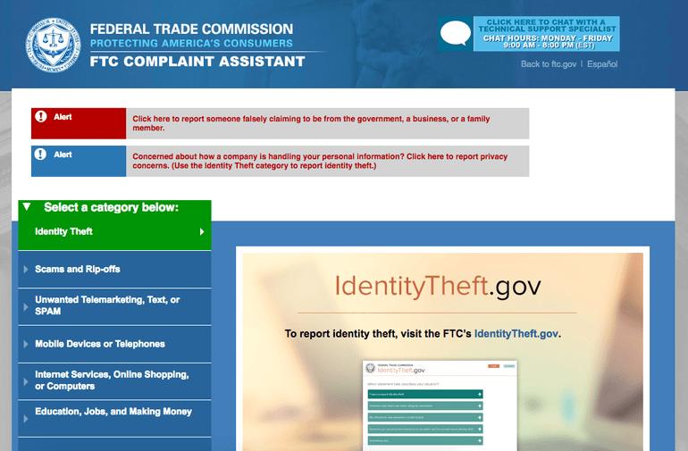 Comisión Federal de Comercio