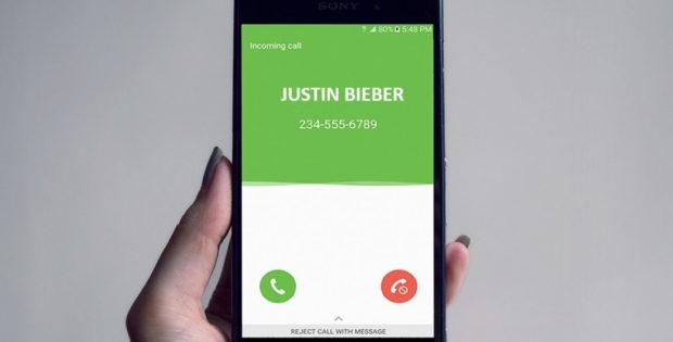 caller ID spoofing