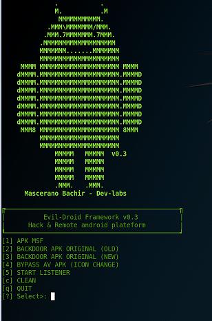 Cómo hackear fácilmente un dispositivo Android  en menos de dos minutos