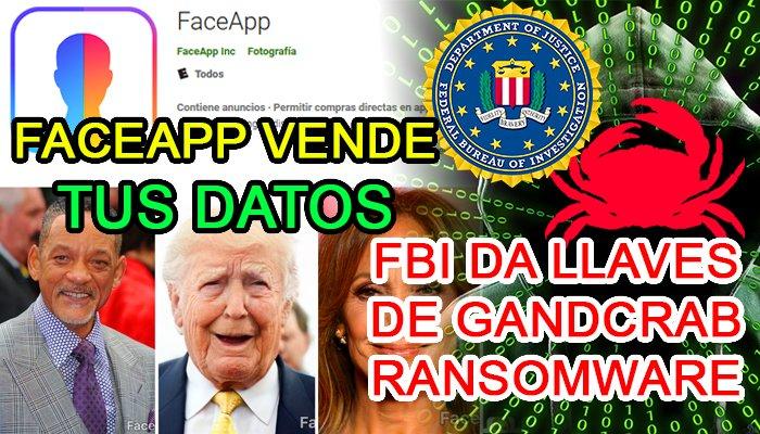 faceapp noticias de ciber seguridad riesgo privacidad peligro datos informacion malware fbi