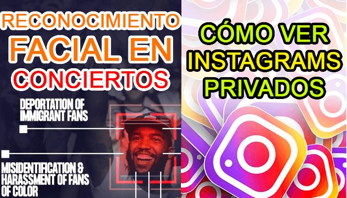 ticketmaster camaras reconocimiento facial ver instagram privado descargar imagenes