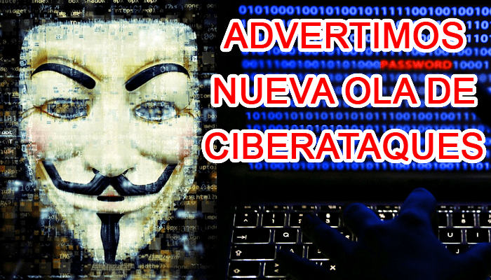 anonymous ciber ataque hack