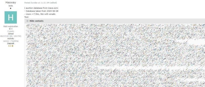 Esta imagen tiene un atributo ALT vacío; su nombre de archivo es davedatabase01.jpg