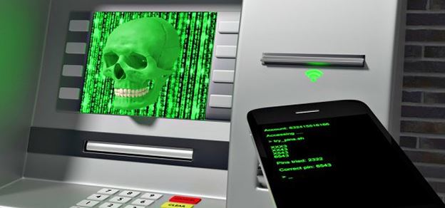 Jackpotting 143 ATMs to cash out all the money; a bank shuts down all its  Diebold ATMs after cyberattack