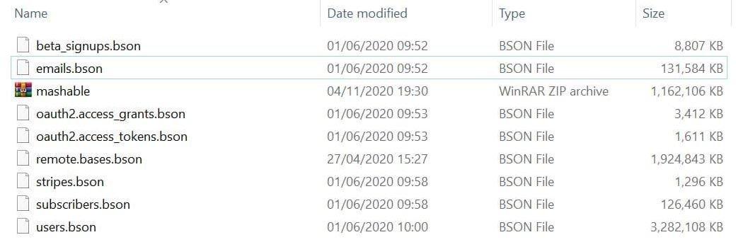 Mashable.com was hacked; website database sold on black market forums