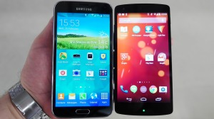 Nexus 5, Galaxy S5 and iPhone 5s hacked