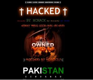 Pakistani Hackers Breach Indian Government Websites