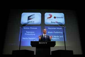 Sony Chief Executive Officer Kazuo Hirai Speaks At Sony IR Day