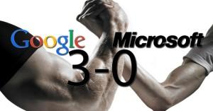 Google le marca un hattrick a Microsoft vulnerabilidad