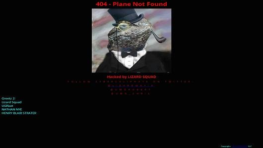 Hackean portal web de Malaysia Airlines