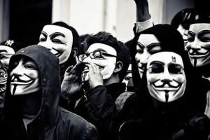Hackers de Anonimous tumban site yihadista