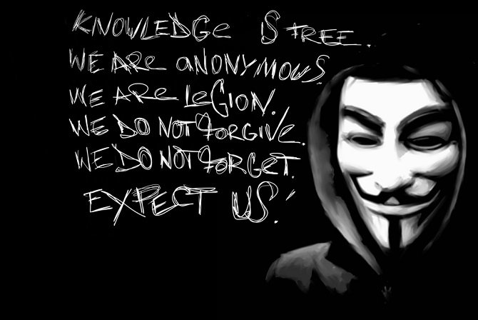 Anonymous hackea en redes sociales del  ISIS
