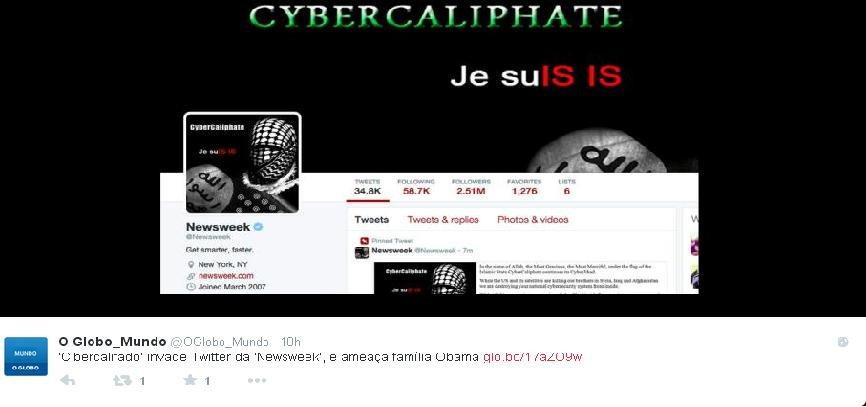 Hackers atacan y amenazan la familia Obama
