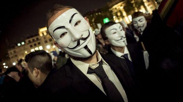 YouTube: Anonymous hackeó 800 cuentas del Estado Islámico
