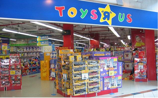 "Hackean Toys ""R"" Us"