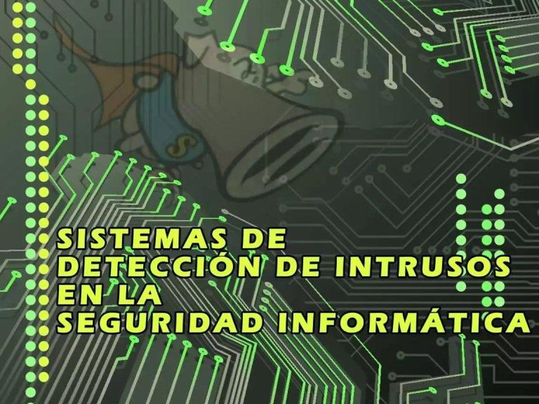 Firmas del sistema de detección de intrusos
