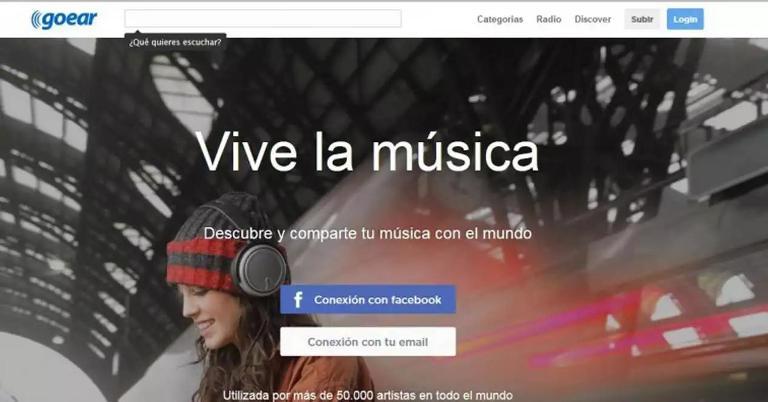 """Golpe a las descargas """"pirata"""": Goear bloqueada en España"""