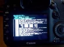 Ejecutan Linux en cámaras Canon