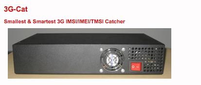 3g data catcher
