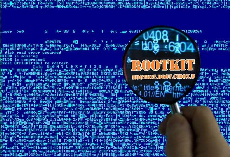 Sistemas de detction de rootkits