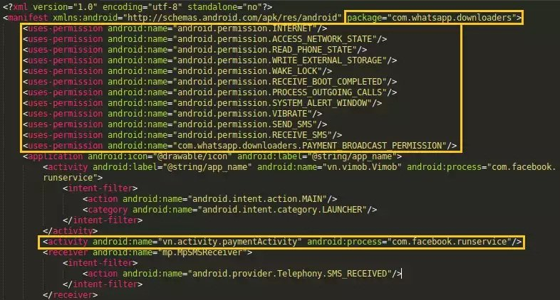 Android trojan_