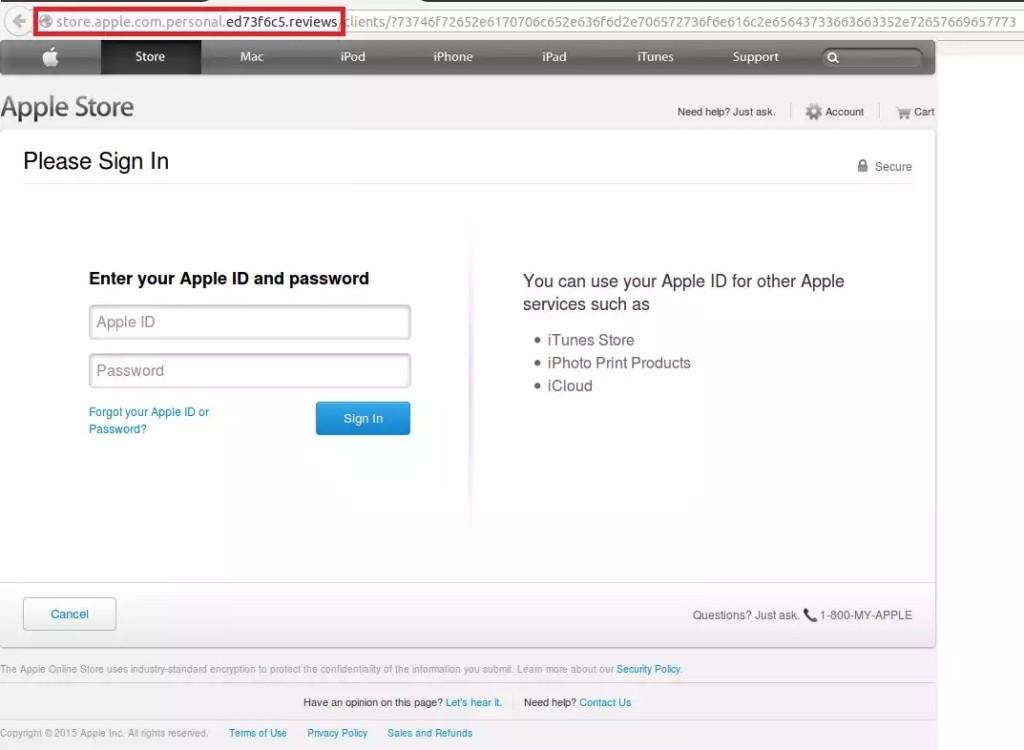 Apple Phishing3