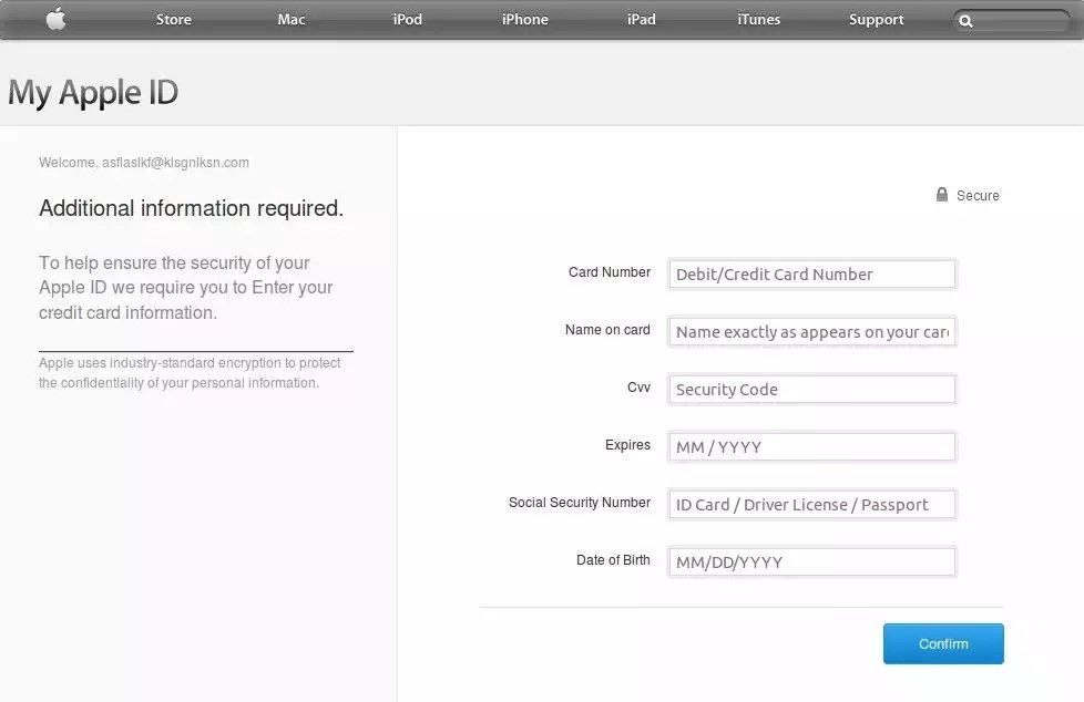 Apple Phishing5