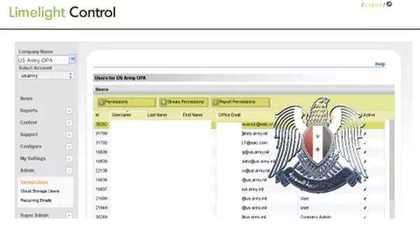 El Ejército Electrónico Sirio atacó al sitio del ejército de Estados Unidos