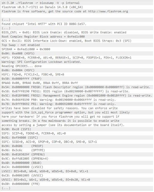 Un fallo de MacBook permite fácilmente a un atacante infectar tu OS X con un rootkit