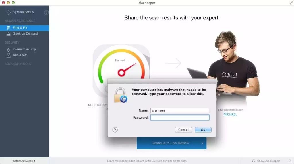 Utilizan contra los usuarios la vulnerabilidad reportada en MacKeeper hace varias semanas