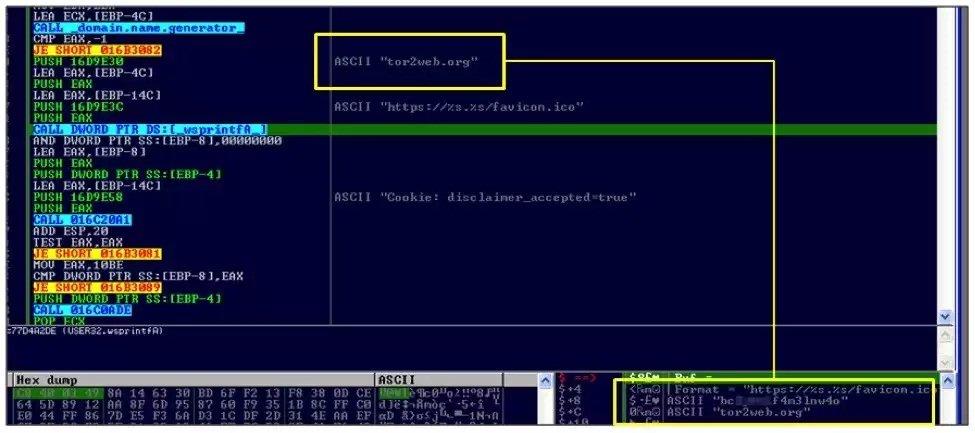 Malware bancario Vawtrak usa Tor2Web