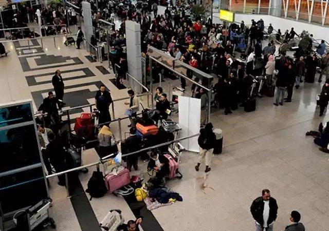 Un ataque hacker paralizan el aeropuerto Chopin de Varsovia durante cinco horas