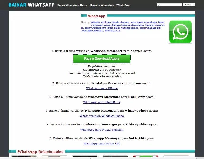 whatsapp baixar_