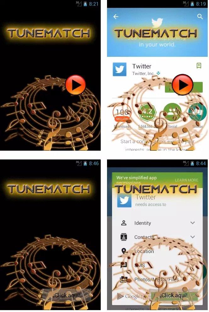 Tunematch