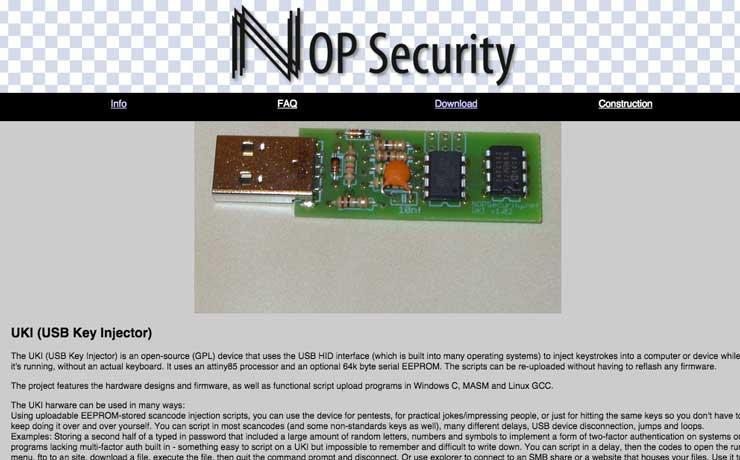 USB-key-injector