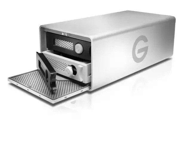 Los sistemas DAS permiten unir las capacidades de varios discos duros, creando sistemas de almacenamiento en RAID de forma rápida sencilla.