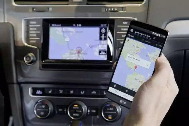 car mobile hack
