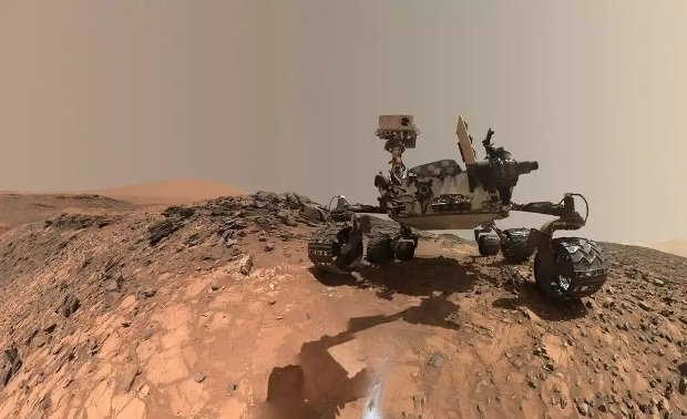 Backdoor found in the operating system Curiosity rover