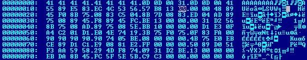 Encabezado uploadpref.dat tomado del archivo de preferencias malicioso