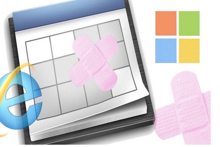 Nuevo martes de parches de Microsoft