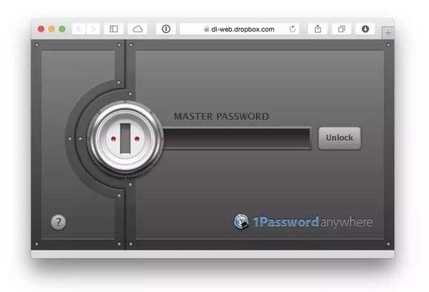 Un fallo permite el robo de metadatos del servicio 1Password