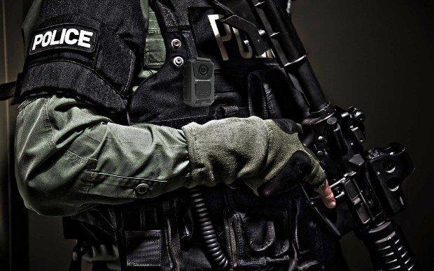 Policía Cámaras Cuerpo Enviado con pre-instaladas Virus Conficker